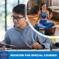 AYSS/HHD special courses Instagram ad