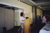 2007 Reunion--Chris Roselli at Reception