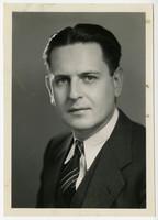Studio portrait of Ed Jukes