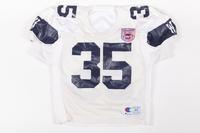 Football Jersey: Jersey #35, Wade Gebers, 1993/1996