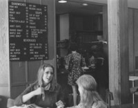 1975 Miller Hall: Snack Bar