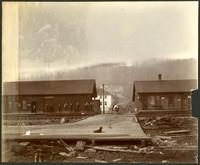 Sumas Rail Road Station