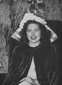 1948 Homecoming Queen: Delores York