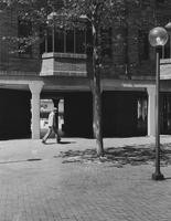 1978 Student Outside Miller Hall