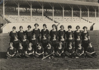 1926 Women's Freshman Baseball Team