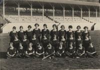 1926 Women's Freshman Baseball Team