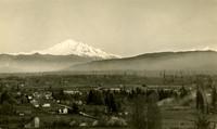 Ferndale, Washington, U.S.A. Mt. Baker