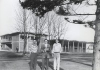 1959 Facade (East Side) With Jack Rayburn, Barney Goltz and Bob Gustavson