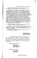 WWU Board minutes 1910 October