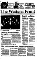 Western Front - 1990 October 5