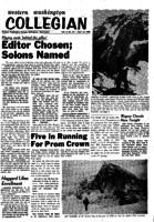 Western Washington Collegian - 1959 April 10
