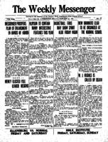 Weekly Messenger - 1923 January 12