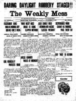 Weekly Messenger - 1922 November 29