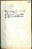 AS Board Minutes 1942-11