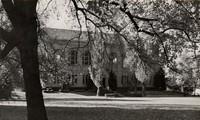1950 Library: North Facade