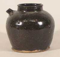 Jar with small spout