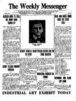 Weekly Messenger - 1923 February 23