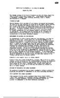 WWU Board minutes 1951 August