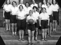 1932 Speedball Team