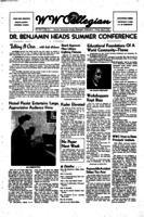 WWCollegian - 1947 June 27