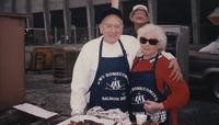 1992 Chet and Phyllis: Homecoming Barbecue