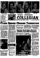 Western Washington Collegian - 1959 April 24