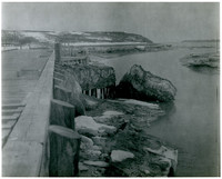 Naknek ice damage