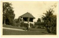 Bandstand in Elizabeth Park, Bellingham