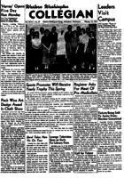 Western Washington Collegian - 1951 February 23