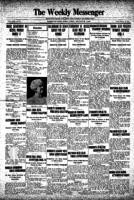 Weekly Messenger - 1924 March 14
