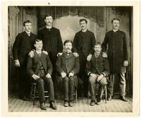 Whatcom Sunflower Minstrels - 1884