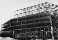 1970 Buchanan Towers: Construction