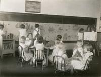 1920 Children In Classroom (Primary Grade)