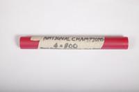 Track and Field (Men's) Baton: National Champions 4x800, baton (side 1), 1981