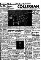 Western Washington Collegian - 1954 February 26