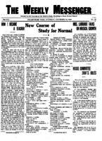 Weekly Messenger - 1916 December 16