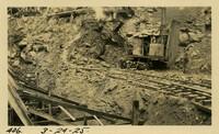 Lower Baker River dam construction 1925-03-24