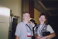 2007 Reunion--Andy Pete Mustacich and Karen Mustacich