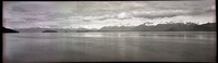 View of what is probably Frederick Sound, north of Petersburg, Alaska.