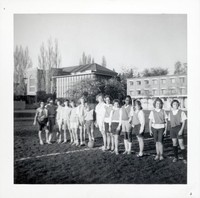 1965 Girls Sports Teams