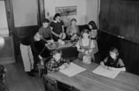 1942 Sixth Grade (Class 6-A)