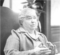 Governor Dixie Lee Ray
