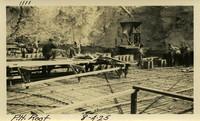 Lower Baker River dam construction 1925-08-04 P.H. Roof