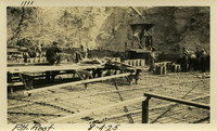 Lower Baker River dam construction 1925-08-04 P.H. Roof