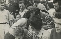 1950 Campus Day: Beard-Growing Contest