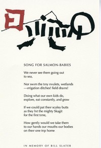 Song for Salmon Babies