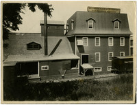 Buildings of Bellingham Flour Mills Company