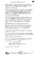 WWU Board minutes 1927 July