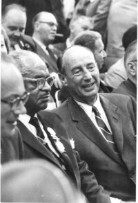 Adlai Stevenson 1964 Democratic National Convention