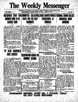 Weekly Messenger - 1923 April 27